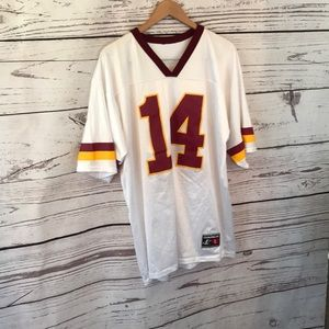 VTG Washington Redskins Brad Johnson jersey